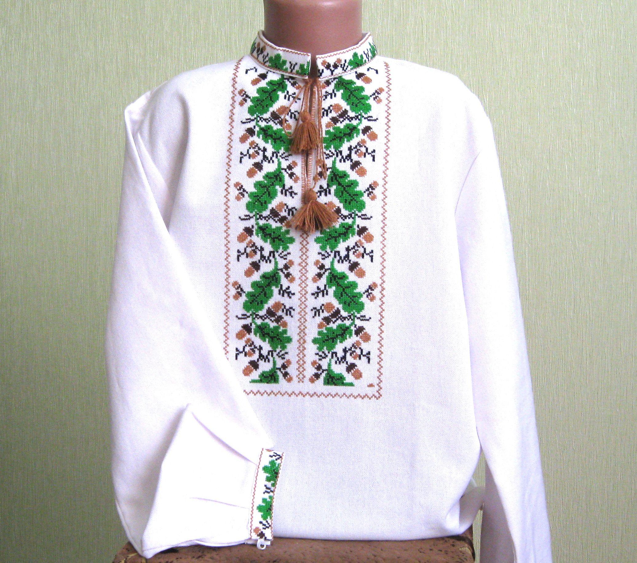 Українська вишиванка ручної роботи: види та особливості